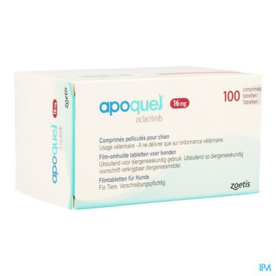 Apoquel 16mg Comp 100