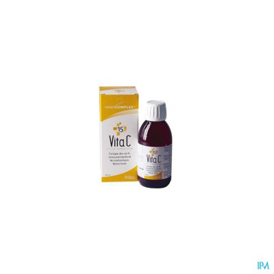 Vanocomplex N15 Vita C Sir 150ml Unda