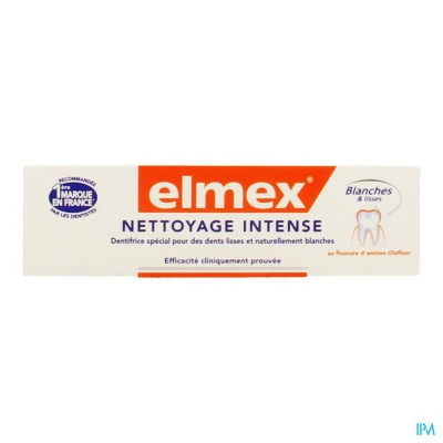 ELMEX® INTENSIVE CLEANING TANDPASTA TUBE 50M