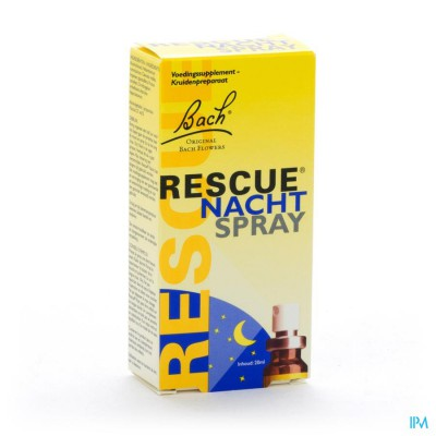 Bach Rescue Spray Nacht 20ml