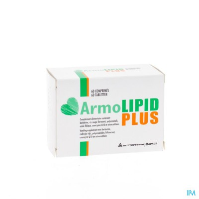 Armolipid Plus Tabl 60