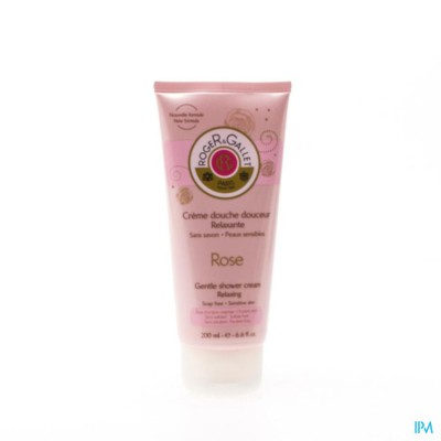 Roger&gallet Rose Douchecreme Tube 200ml