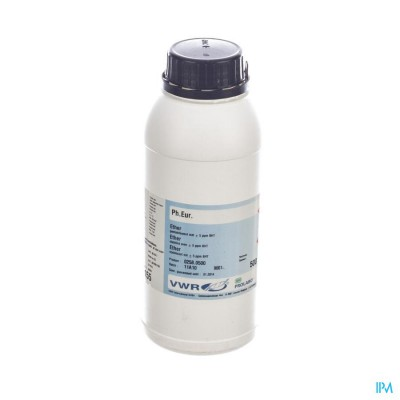 Ether + 5% Ppm Bht Ph.eur 500ml Vwr