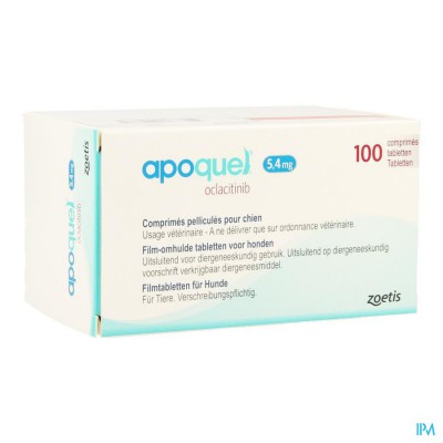 Apoquel 5,4mg Comp 100