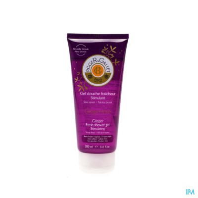 Roger&gallet Gingembre Douchegel Tube 200ml