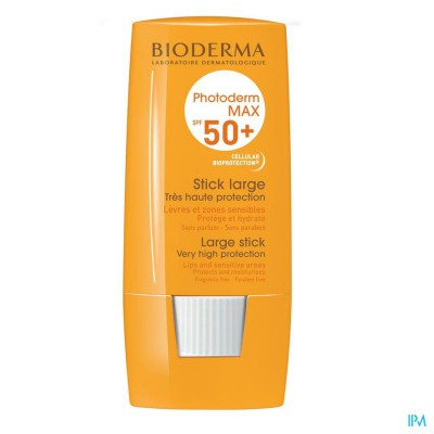 Bioderma Photoderm Max Gev. Zones Ip50+ Stick 8g