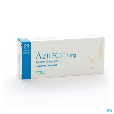 Azilect 1mg Tabl 28 X 1mg